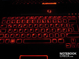 Keyboard (lighted)