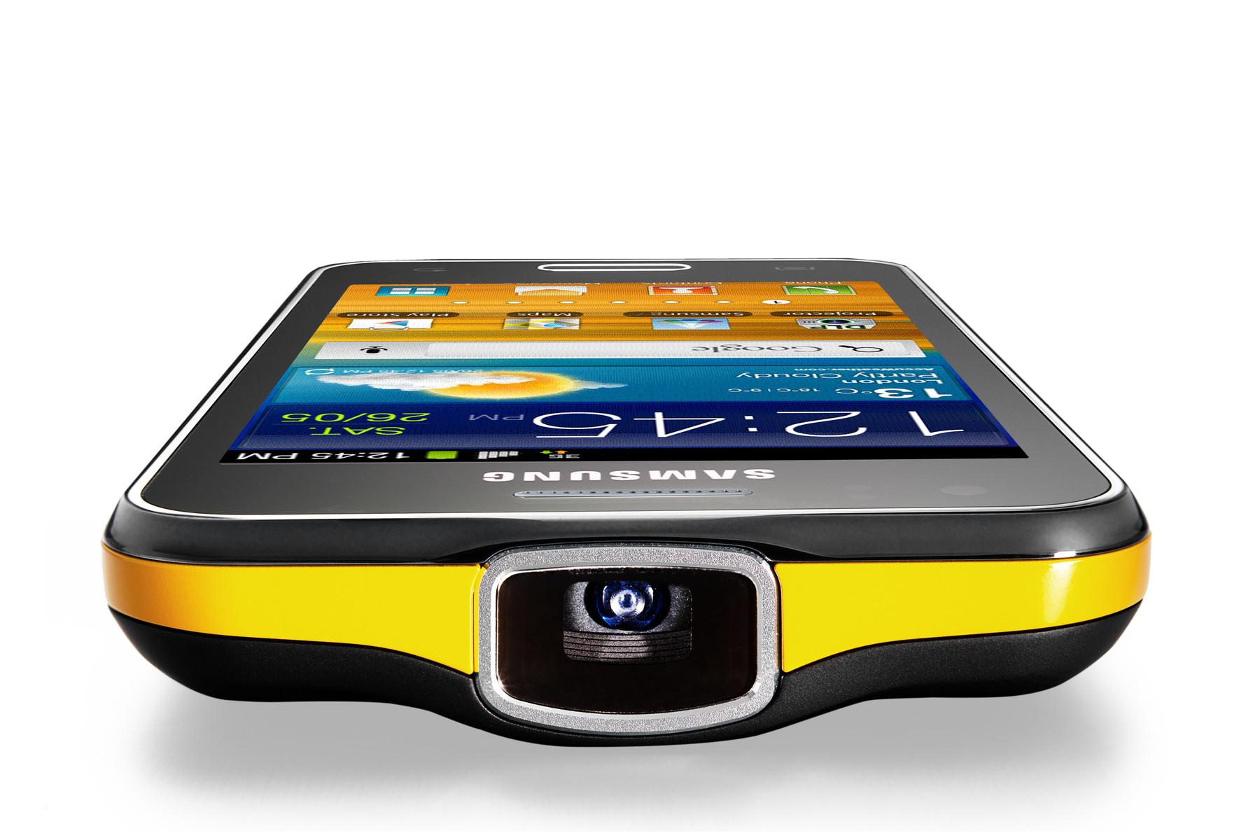 Review Samsung Galaxy Beam Gt I8530 Smartphone
