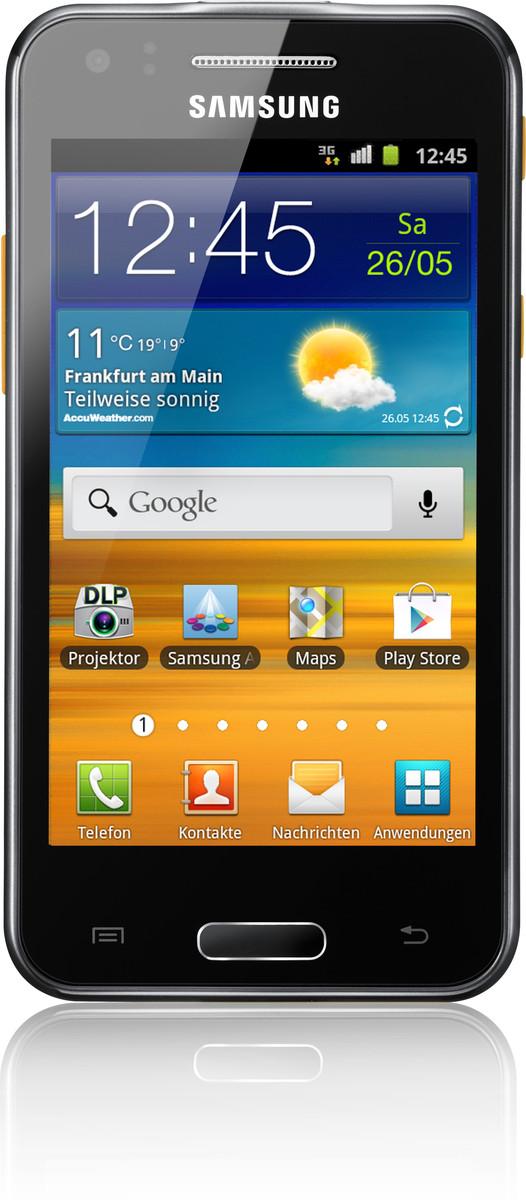 Review samsung galaxy beam gt i8530 smartphone for Samsung beam smartphone