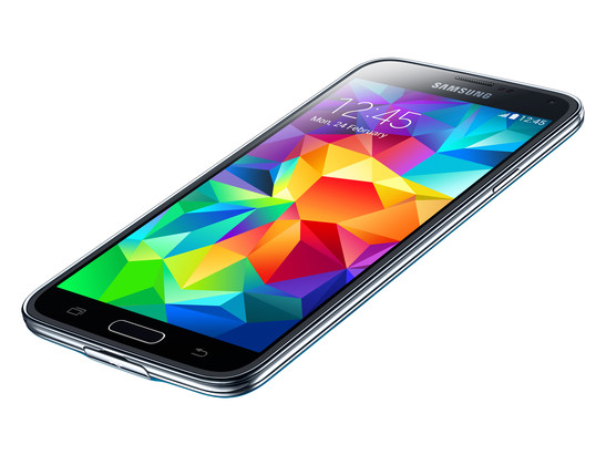 In Review: Samsung Galaxy S5, courtesy of Samsung Germany.