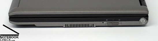 Dell D420 interfaces