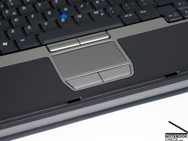 Dell Latitude D820 Touchpad