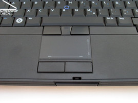 Dell Latitude E5500 Touchpad