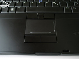 Dell Latitude E6500 Touchpad