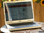 Dell Inspiron 1501 Outdoors