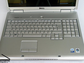 Dell Inspiron 1720 Keyboard