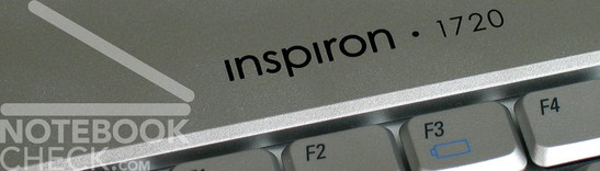 HP Dell Inspiron 1720 Logo