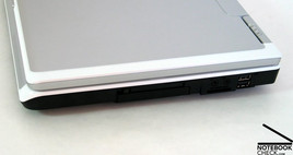 Dell Inspiron 1501 Interfaces