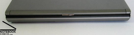 Dell Latitude D830 Interfaces