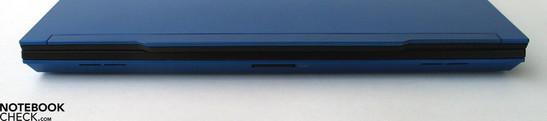 Front Side: SD-Cardreader