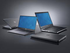 Dell Precision mobile workstations now with more power options