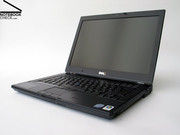 Dell offers two display version for this laptop, a WXGA and a WXGA+ panel.