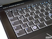 It is characterized by a user-friendly typing and a clear layout.