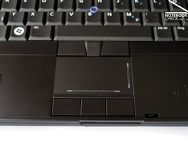 Dell Latitude M2400 Touchpad