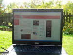 Dell Precision M4400 Outdoor