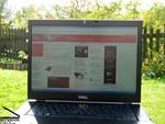 Dell Precision M4400 Outdoor