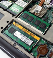 In combination with two 1024MB memory modules (5300, max 4096MB)...