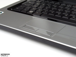 Dell Studio 1555 Touchpad