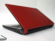 The Studio 17 notebook by Dell is also available in a number of different colours.