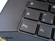 The keyboard has been kept in the popular chiclet-style design