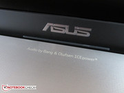 Asus places high importance on good sound.