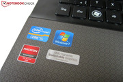 As one of the first manufacturers, Packard Bell integrates a Radeon HD 7000.
