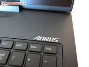 Aorus is a new gaming brand.