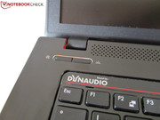 The sound system comes from Dynaudio.