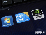 Intel supplies the processor, and Nvidia the graphic card.