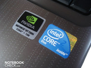 An Nvidia Geforce GT 130M and a Core 2 Duo T6500 provide for a good performance.