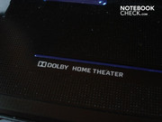 The 8940G bids Dolby Home Theater support