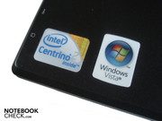 An Intel Core 2 Duo SU9400 and Windows Vista Business 32bit are employed