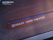 The Aspire 8942G supports Dolby Home Theater
