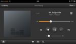 The default music player includes no album art finder