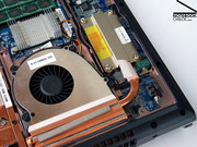 The test sample was equipped with a powerful P9500 CPU by Intel with a clock rate of 2.53 GHz.