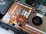 Regarding graphics it came with an nVIDIA Geforce 9800M GT, which has about the same performance than a Geforce 8800M GTX.