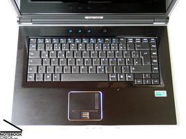 Deviltech 9000 DTX Keyboard