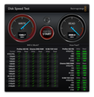 Disk Speed Test (macOS)
