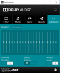 Dolby Digital Software