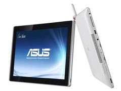 Asus Eee Slate EP121 tablet with Intel Core i5 processor.