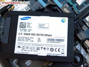 The SSD guarantees excellent application performance