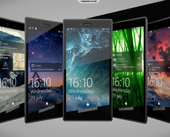 The Microsoft Surface Phone might be delayed until 2018 (Bild: Concept Phones)