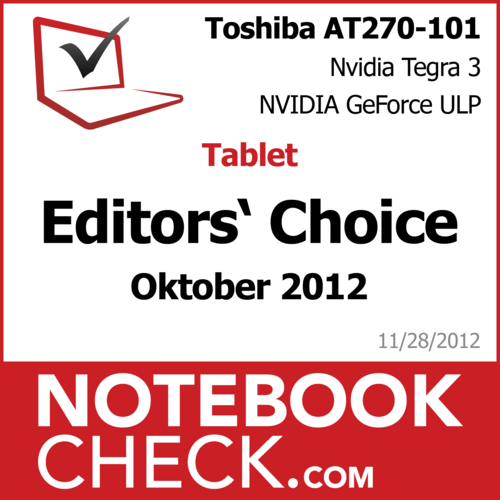 Award Toshiba AT270