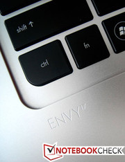 Etched Envy 17 logo
