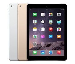 The new iPad is now available in gold as well.
