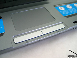 Sony Vaio VGN-FE31B Touch pad