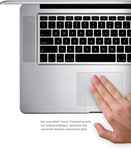 Excellent Glass - Touchpad