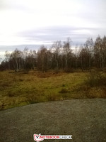 Pictures shot with the Lumia 1520's webcam