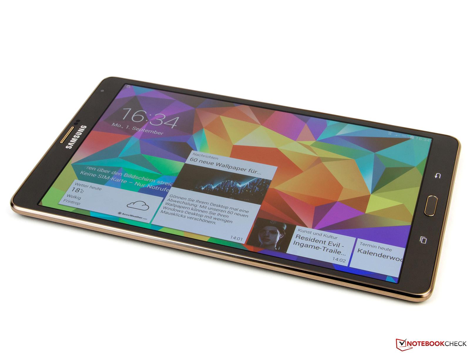 Sim Karte Für Tablet.Face Off Samsung Galaxy Tab S 8 4 Vs Sony Xperia Z3 Tablet Compact