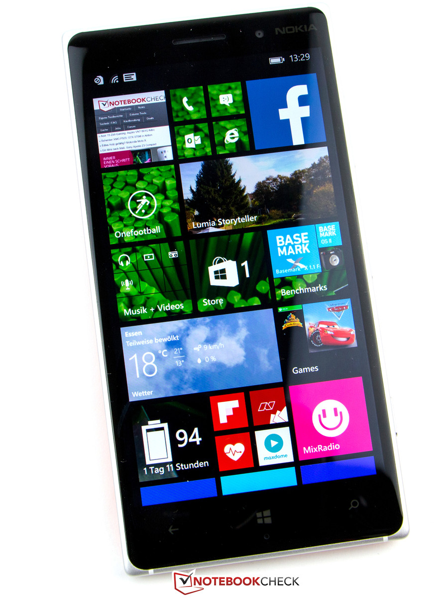 Nokia lumia 830 reviews - In Review Nokia Lumia 830 Review Sample Courtesy Of Microsoft Germany